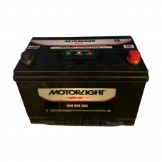 BATERIA 30HD MOTORLIGHT (100 AMP) (CCA 780) POSITIVO DERECHO