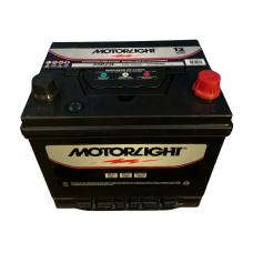 BATERIA 55D23L MOTORLIGHT (60 AMP) (CCA600) POSITIVO DERECHO