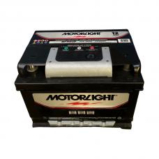 BATERIA T60D MOTORLIGHT (60 AMP) (CCA645) POSITIVO DERECHO